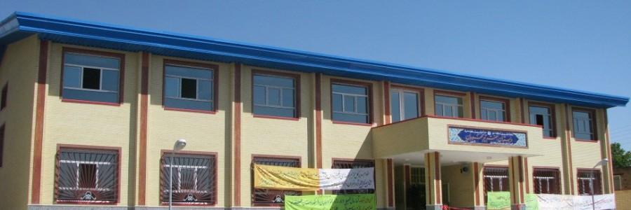 تخریب و احداث مدرسه ۱۰ کلاسه هفت تیر مهربان