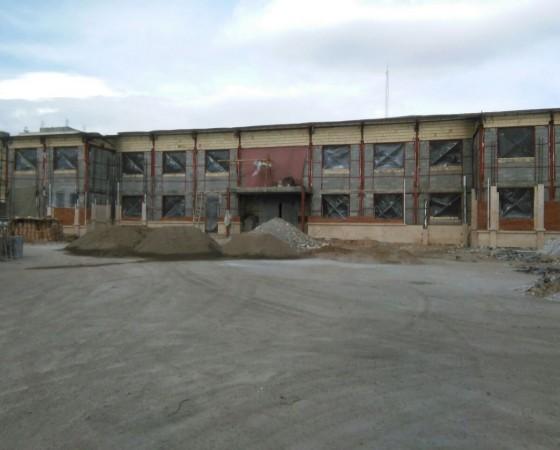 تکمیل مدرسه ۱۲ کلاسه دانش اهر (شهید صدوقی)